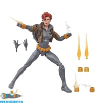 Marvel Legends actiefiguur Black Widow (grey suit)