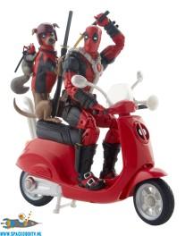 Marvel Legends actiefiguur Deadpool with Scooter