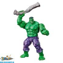 Marvel Legends actiefiguur retro Hulk sdcc 2019.