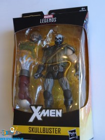​Marvel Legends actiefiguur Skullbuster (X-Men)
