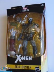 Marvel Legends actiefiguur Skullbuster (X-Men)