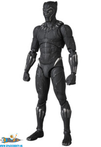 Marvel Mafex 091 actiefiguur Black Panther