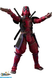 ​Marvel Meisho Manga Realization Kabukimono Deadpool