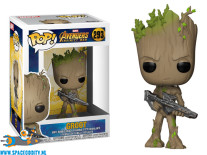 Marvel Pop! Avengers Infinity War Groot vinyl bobble-head figuur