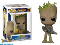 Marvel Pop! Avengers Infinity War Groot vinyl figuur