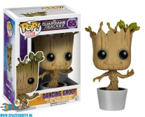 Marvel Pop! Dancing Groot vinyl bobble-head figuur