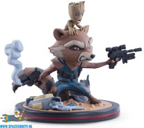 Marvel Q-Fig Rocket and Groot