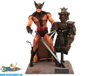 Marvel Select actiefiguur Wolverine ( brown uniform )