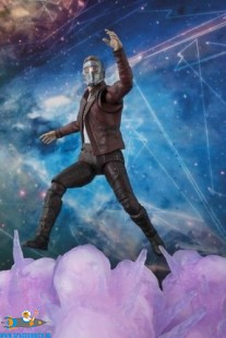 Marvel S.H.Figuarts Star-Lord & Explosion