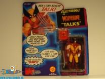 Marvel Super Heroes actiefiguur Electronic Wolverine (geopende verpakking)