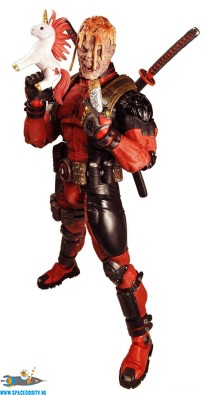 Marvel Ultimate Deadpool actiefiguur 45 cm