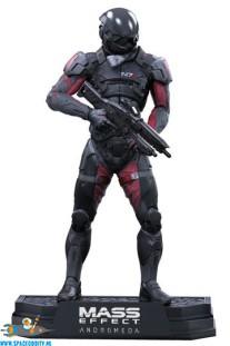 Mass Effect Andromeda  color tops Scott Ryder actiefiguur
