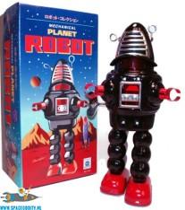 Mechanical Planet Robot met wind-up functie