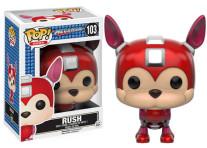 Mega Man Pop! vinyl figuur Rush