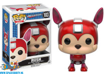 Pop! Games! Mega Man vinyl figuur Rush