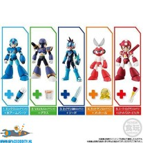 Mega Man / Rockman action dash figuren set van 5