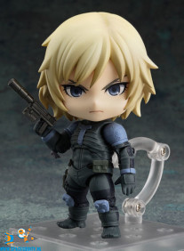 Metal Gear Solid Nendoroid 538 Raiden