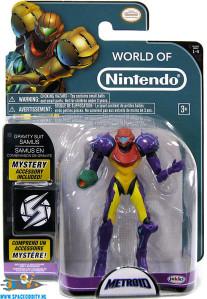 Metroid actiefiguur Samus (gravity suit)