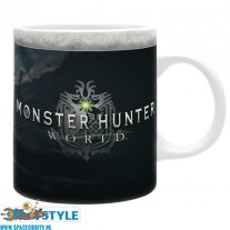 Monster Hunter World beker/mok van keramiek
