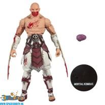 Mortal Kombat 3 actiefiguur Baraka bloody ver.