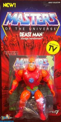 MOTU actiefiguur Beast Man