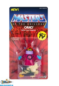 MOTU actiefiguur Orko
