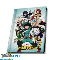 My Hero Academia notitieboek