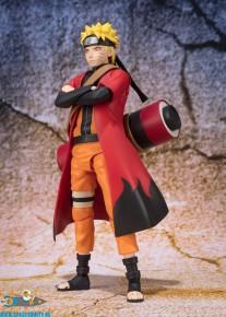 Naruto S.H.Figuarts Naruto Uzumaki sage mode advanced actiefiguur