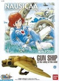 Nausicaa (Studio Ghibli) Gunship Of The Valley Of The Wind