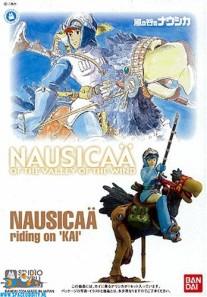 Nausicaa Riding On 'Kai' 1/20 schaal bouwpakket
