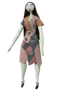 Nightmare Before Christmas coffin doll Sally