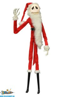 Nightmare Before Christmas coffin doll Santa Jack