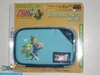 Nintendo DS Lite Zelda case DS blauw