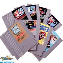 Nintendo NES cartridges onderzetters