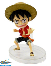 One Piece Adverge Motion Stampede : Monkey D. Luffy figuurtje