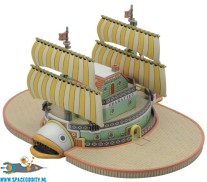 One Piece bouwpakket Baratie grand ship collection 10