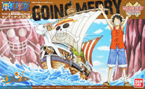 One Piece bouwpakket Going Merry grand ship collection 03