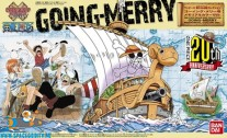 One Piece bouwpakket Going Merry grand ship collection 20th anniversary