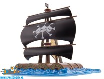 One Piece bouwpakket Marshall D Teach's Pirate Ship