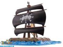 One Piece bouwpakket Marshall D Teach's Pirate Ship