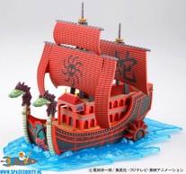 One Piece bouwpakket Nine Snake grand ship collection 06