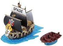 One Piece bouwpakket Spade Pirates Ship grand ship collection 12