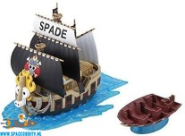 One Piece bouwpakket Spade Pirates Ship grand ship collection 12