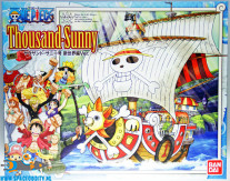 One Piece bouwpakket Thousand Sunny ( New World ver. )