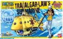 One Piece bouwpakket Trafalgar Law.s Submarine grand ship collection 02