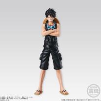 One Piece Film Gold 1 styling pvc figuur Monkey D Luffy