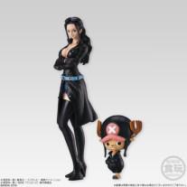 One Piece Film Gold 2 styling pvc figuur Nico Robin & Tony Tony Chopper