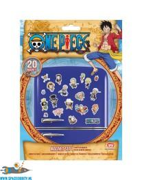 One Piece koelkastmagneetjes