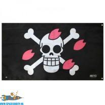 One Piece vlag Chopper Skull 120-70 cm