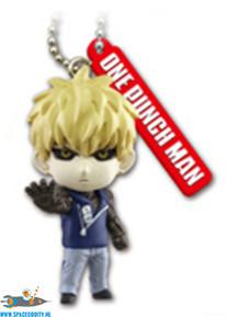 One Punch Man mascot keychain Genos